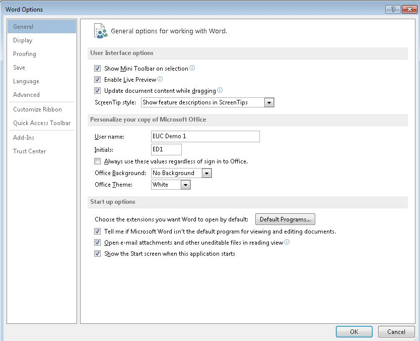 How to deliver a persistent desktop experience with